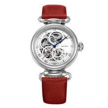 Load image into Gallery viewer, Seagull secret of RHEA series see-through mechanical watch 38mm sapphire crystal