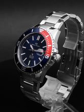 Load image into Gallery viewer, Seagull pepsi dial ocean star 30Bar limited edition automatic diver watch 816.32.1205