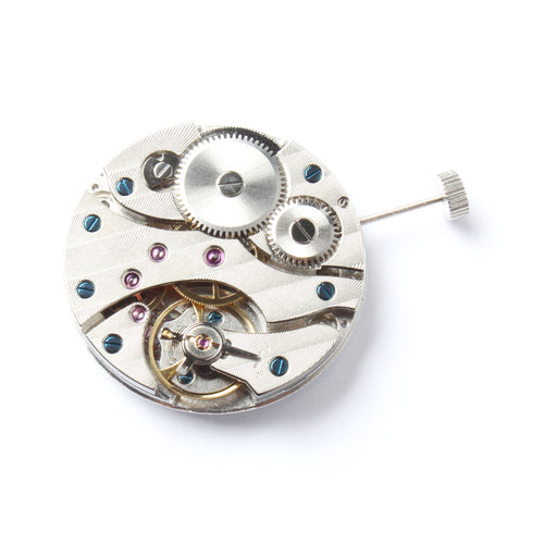 Seagull ST3600 Mechanical Movement Small Second For Wristwatch Hand Winding Manual Wind 6497 Watch 17Jewels