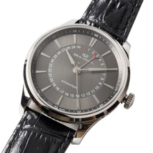 Load image into Gallery viewer, seagull sapphire crystal leather strap