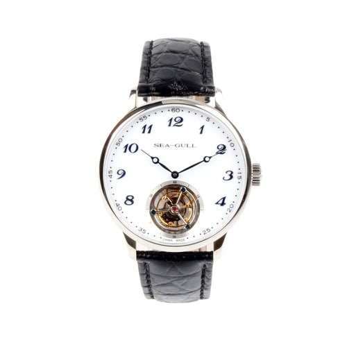 seagull tourbillon watch mechanical