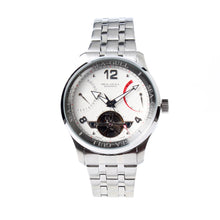 Load image into Gallery viewer, power reserve display date indicator seagull automatic 40mm self wind watch d816.350
