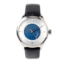 Load image into Gallery viewer, seagull starry sky month indicator dial mechanical watch 40mm