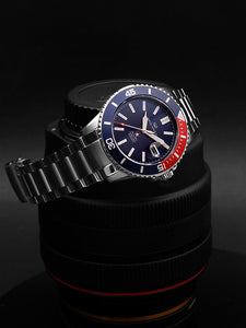 Seagull pepsi dial ocean star 30Bar limited edition automatic diver watch 816.32.1205