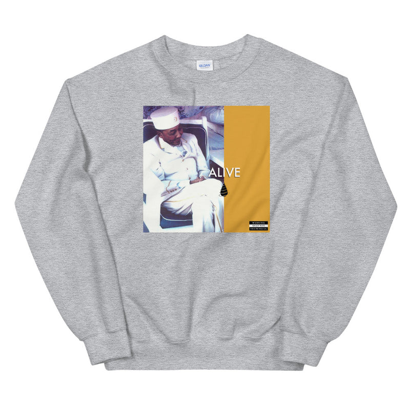 Elijah Muhammad Is Alive Crew Neck