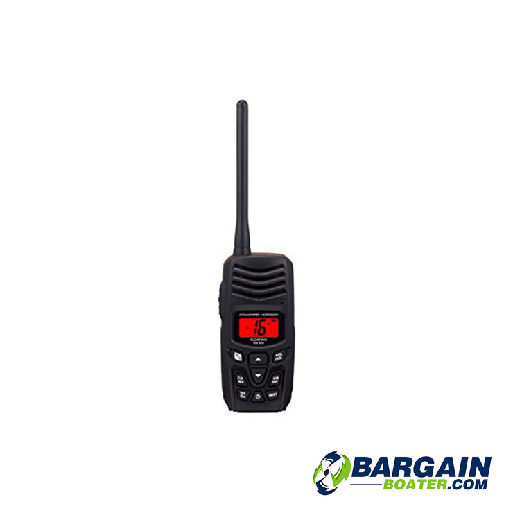 Standard Horizon HX150 Floating 5 Watt handheld VHF