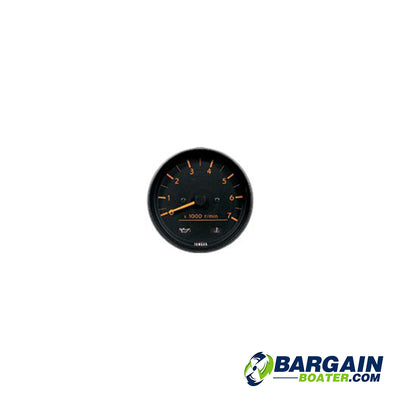 Yamaha Pro Series Tachometer for Four-Stroke Engines (6Y5-83540-20-00)