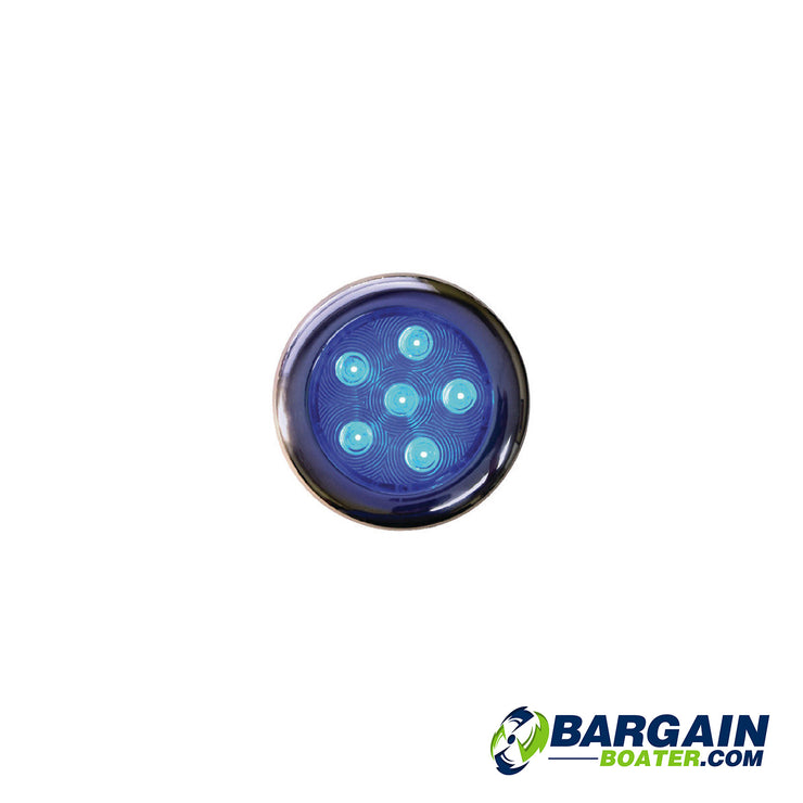 TH Marine Stainless LED Puck Lights