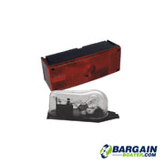 "Wesbar Waterproof Over 80"" Low Profile Replacement Tail Light"