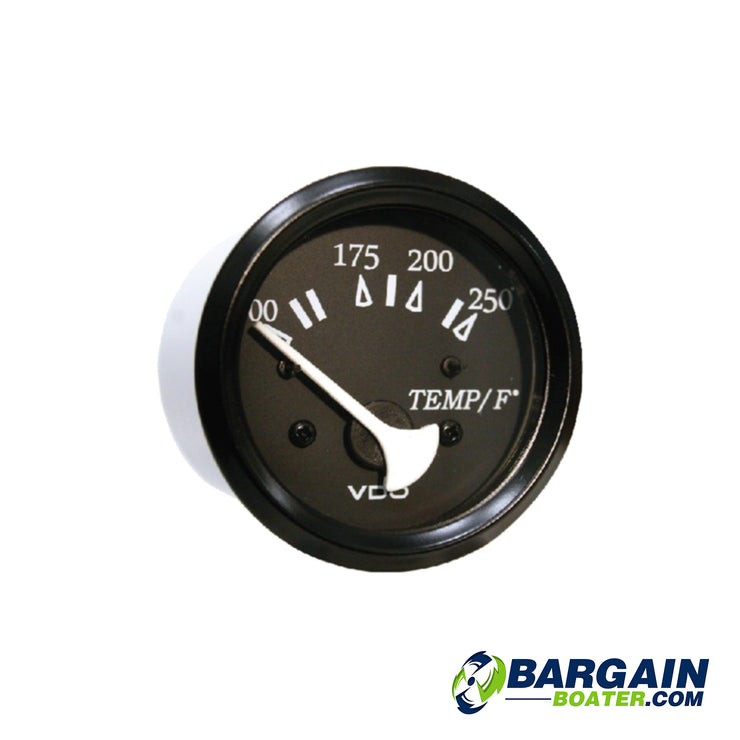 SeaChoice Series Gauges Black And Black