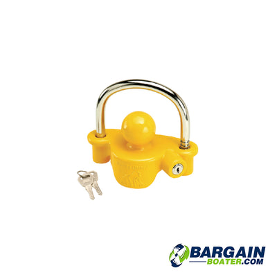 Tow Ready Universal Coupler Lock