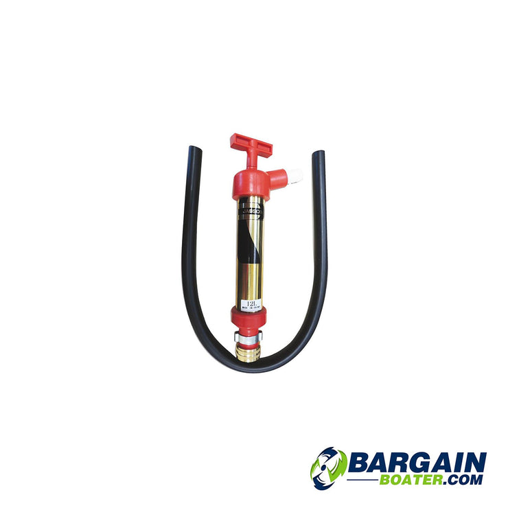 Jabsco Marine Engine Oil Drain Pump
