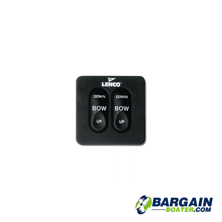 Lenco Standard Integrated Switch Kit-Single