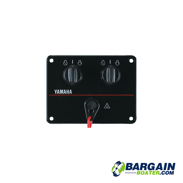 Yamaha Twin Engine Switch Panel (6K1-82570-13-00)