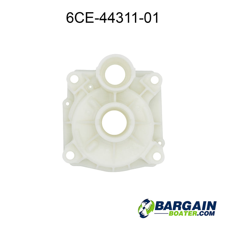 Yamaha Water Pump Housing 4-Stroke (6CE-44311-01-00)