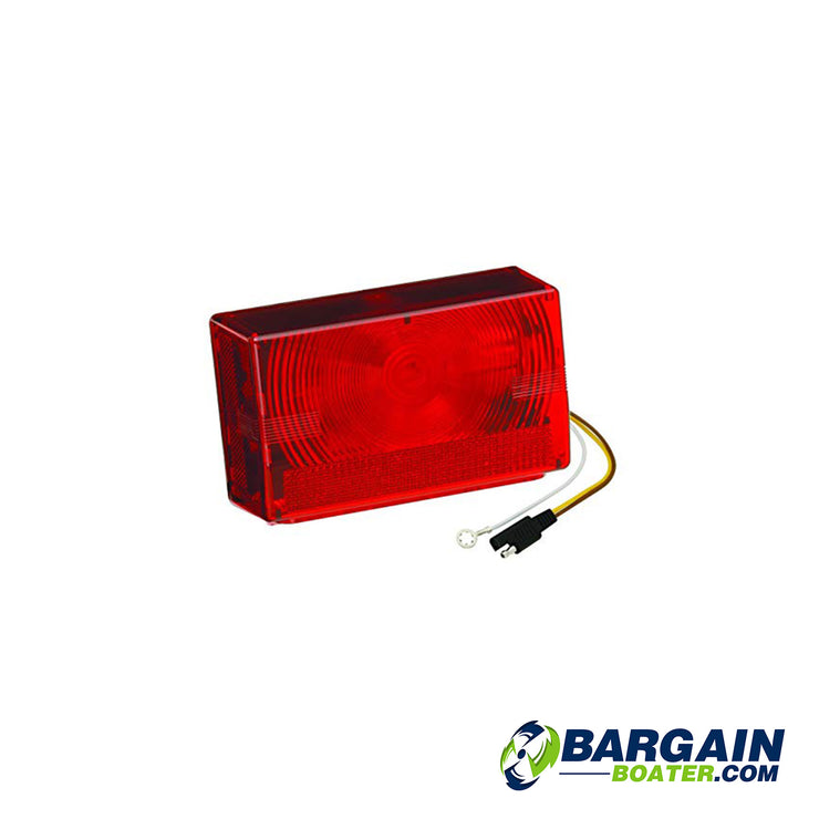 "Wesbar Submersible Over 80"" Low Profile Replacement Tail Lights"