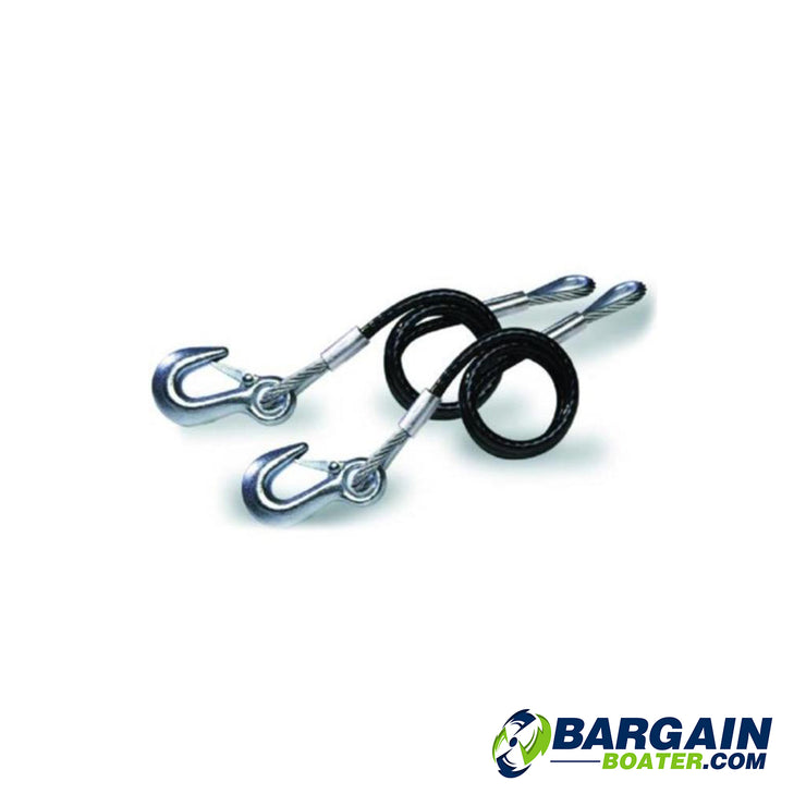 Tie Down Trailer Safety Cable