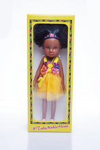 Load image into Gallery viewer, African Queen Mahle Doll - Pink