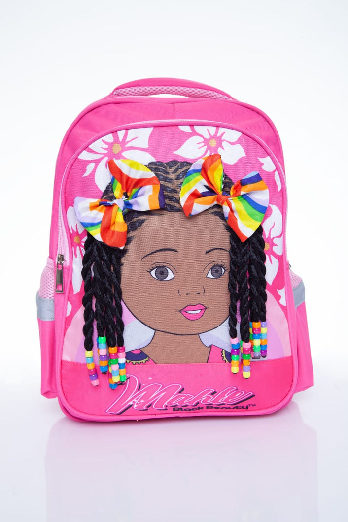 Mahle School Bag- Beads