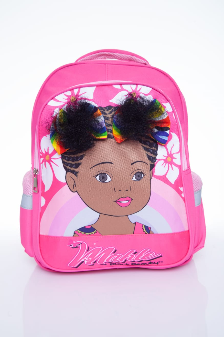 Mahle School Bag - Afro