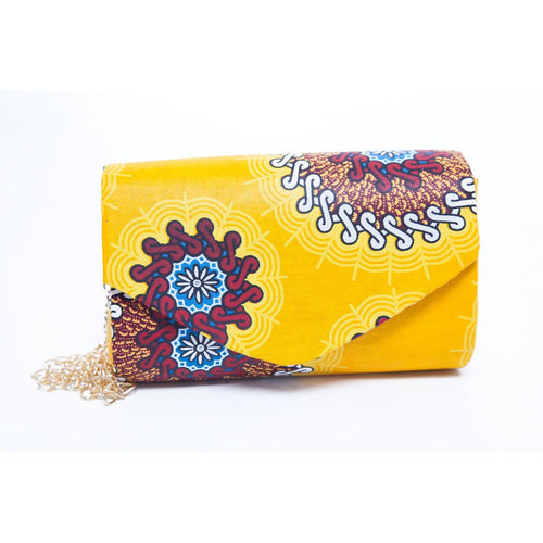 Kiddies Clutch Bag – Yellow