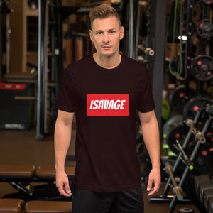 ISAVAGE Official Merch T-Shirt