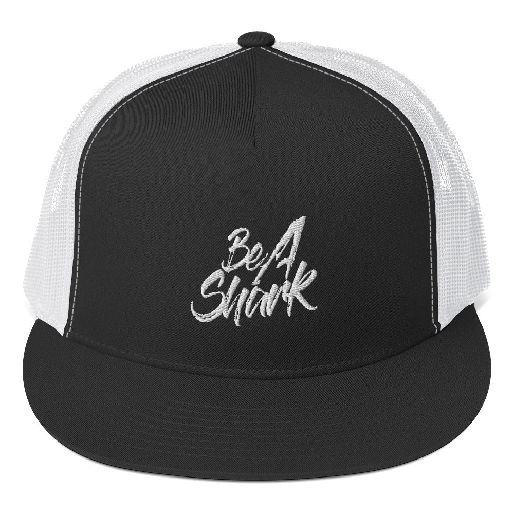 Be A Shark Trucker Cap