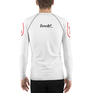 Be a Shark Men's Rash Guard