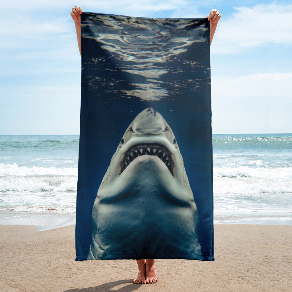 Jaws Towel