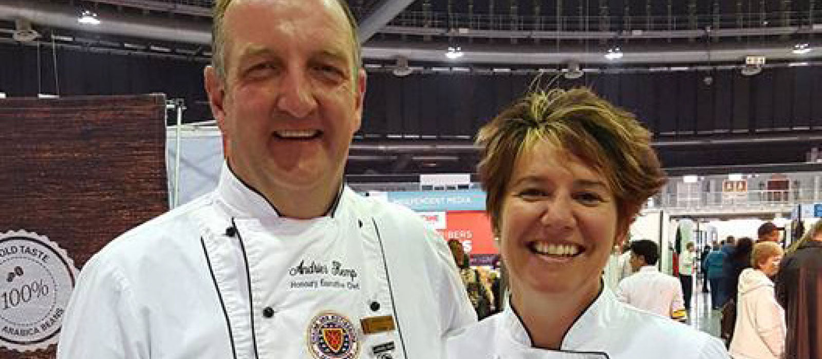 Good Food and Wine Show with Andries Kemp of Rolkem