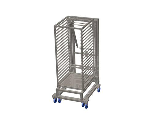 A640055 - Trolley for Rack Convection Oven - 40 Pan Vertical (CO40 VERT)