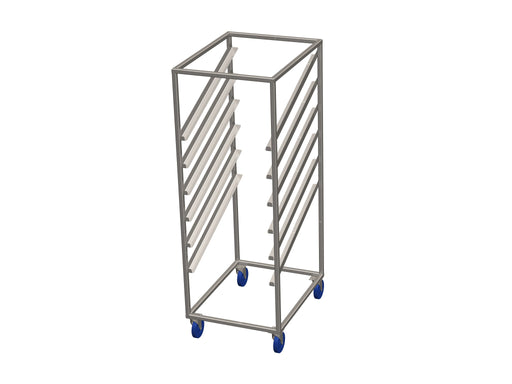 A640105 - Trolley Display - 12 Trays