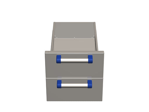 A620340 - M7 400mm Open Base Drawers / Set