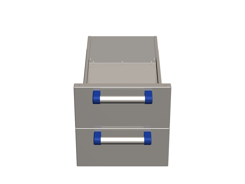 A620345 - M7 800mm Open Base Drawers / Set