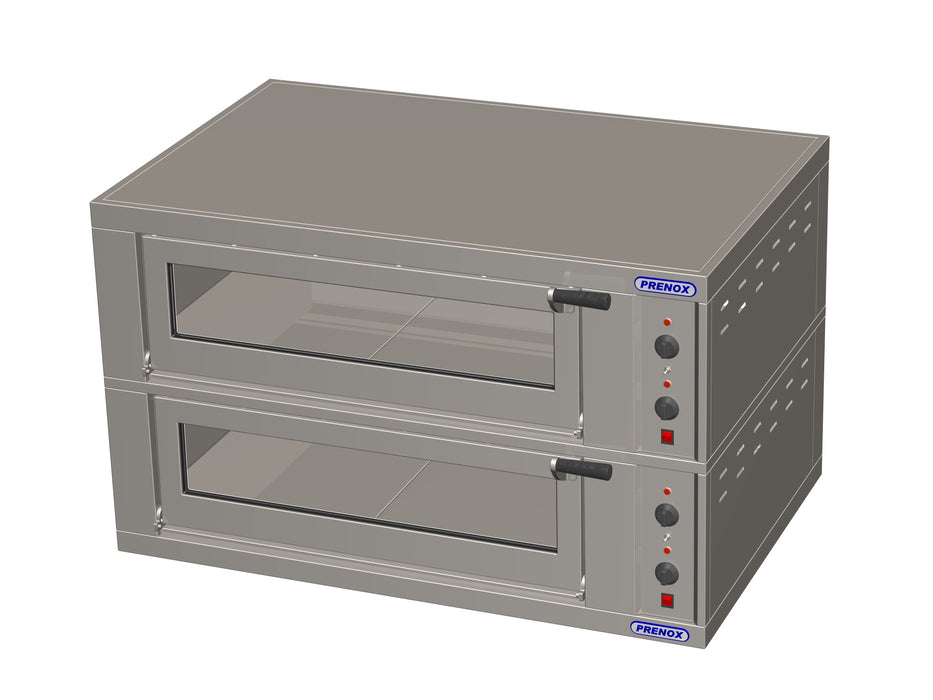 A600100 - Pizza Oven - Double Deck