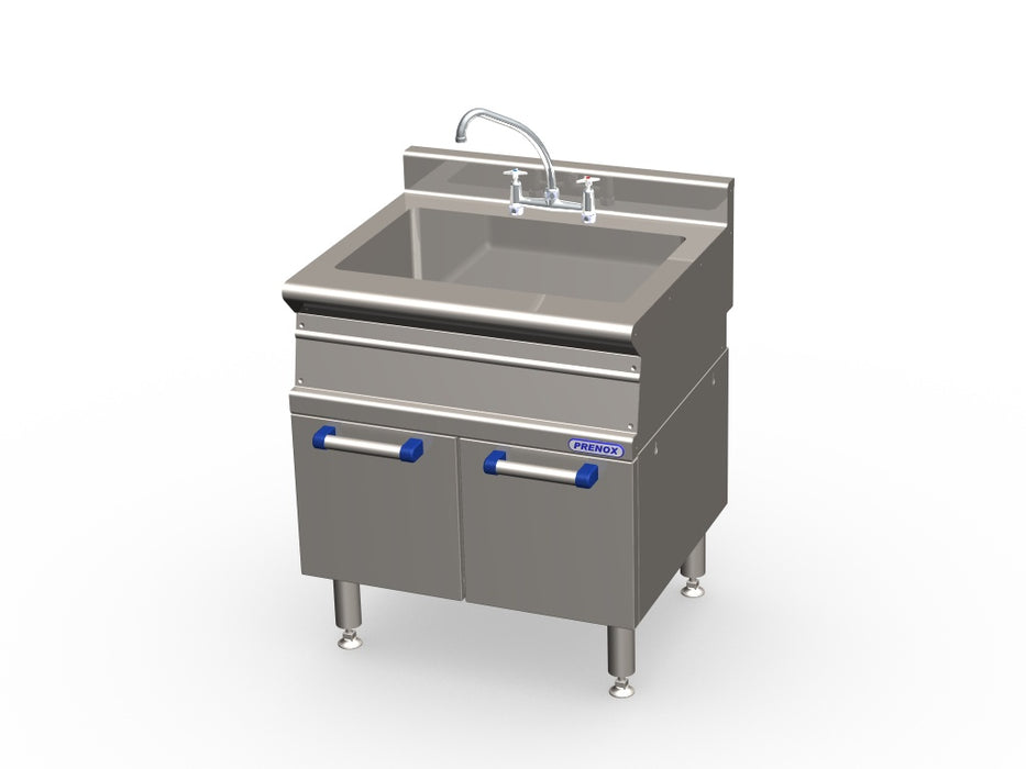 A620150 - M7 800mm Sink Double With Mixer