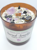 Sacred Smudge Candle