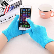 Load image into Gallery viewer, Colorful Smart Gloves