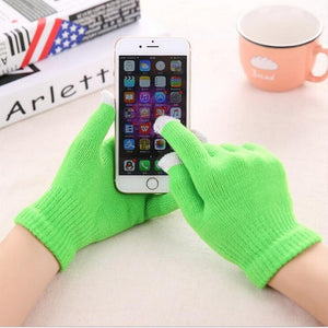 Colorful Smart Gloves