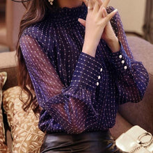 Load image into Gallery viewer, Fashion Loose Office Blouse