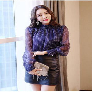 Fashion Loose Office Blouse