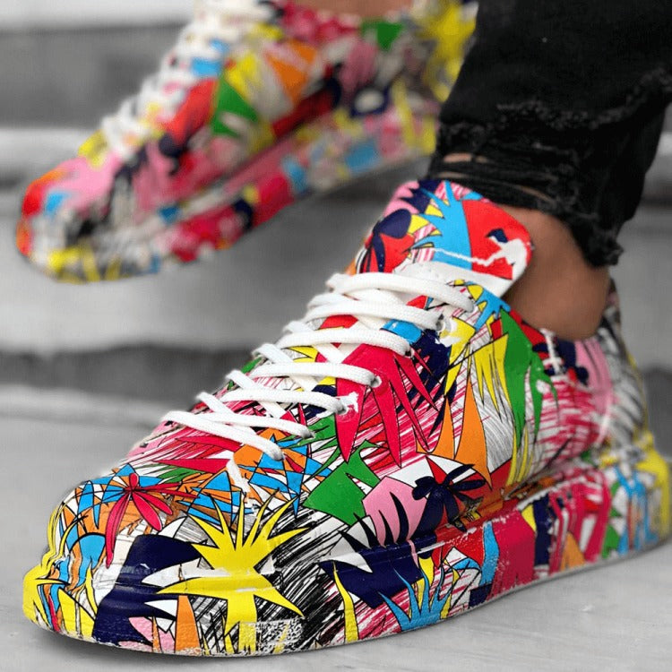 Crazy Sneakers MULTICOLOR – OFFSQUARED