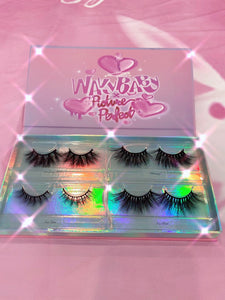 #4 BUNDLE BOX LASHES
