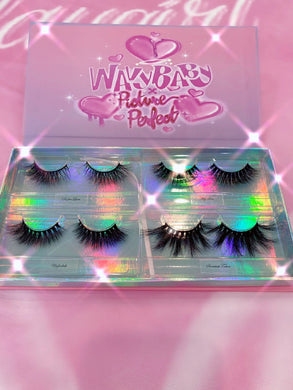 #2 BUNDLE BOX LASHES