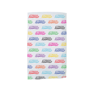 THROWIE LARGE BEACH TOWEL: WHITE