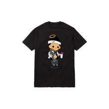 Load image into Gallery viewer, JOSHY MOMENTS TEE: BLACK