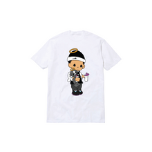 Load image into Gallery viewer, JOSHY MOMENTS TEE: WHITE
