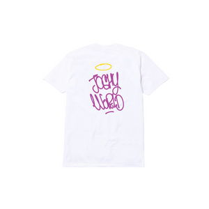 JOSHY MOMENTS TEE: WHITE