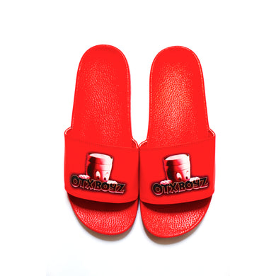 CASPER SLIDES: RED