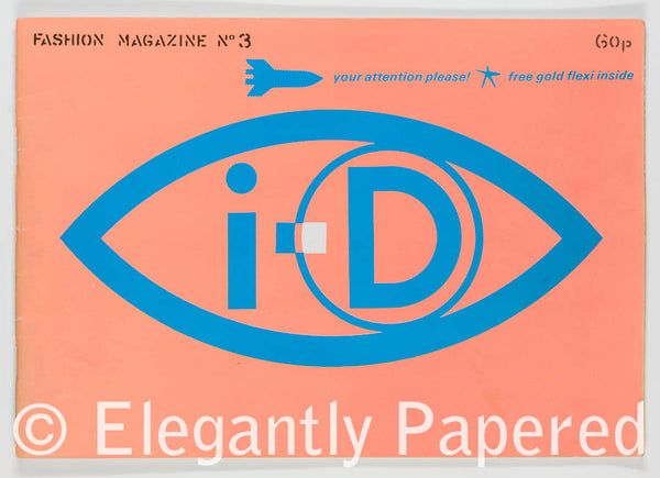 ID Magazine. Early Issue. No 3